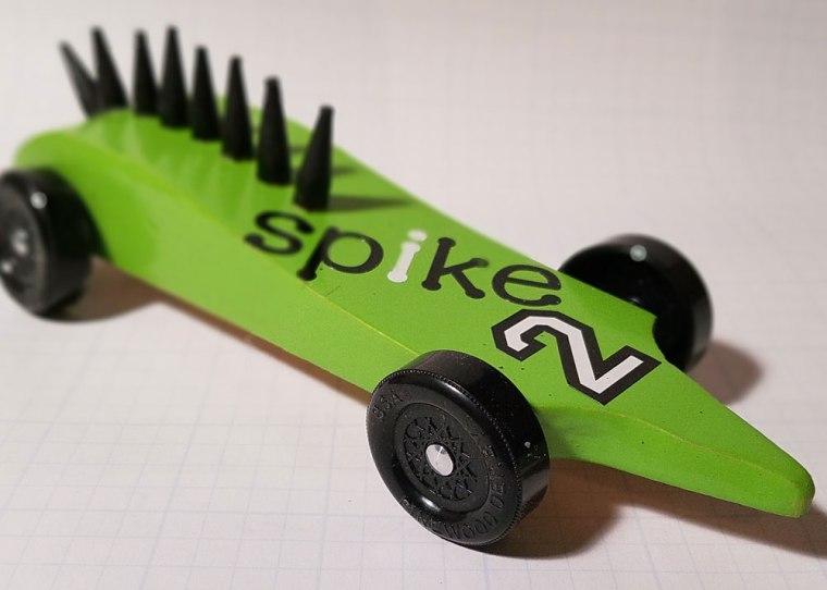 spike2web
